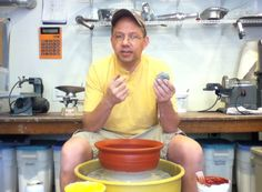John Post-great website for all things clay and kids