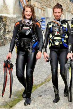 Nog 979 Scuba Wetsuit, Diving Wetsuits, Scuba Certification, Scuba Girl, Navy Girl, Full Body Suit, Womens Wetsuit, Diving Equipment, Skin Tight