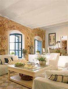 Uma casa linda com muitos detalhes rústicos!!! - Jeito de Casa