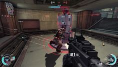 """Ghost in the Shell : Stand Alone Complex - First Assault Online is a Free 2 play, First Person Shooter FPS Multiplayer Game featuring """"sharing"""" skills with teammates"""