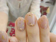 NAIL-COMMON: treasure nail