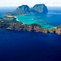 Lord Howe offers plenty for hikers & photographers