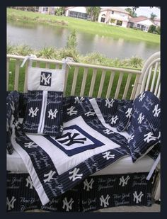 Our boy will have a NYY room for sure!