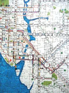 Aquarius Puzzles Subway Map.22 Best Puzzles Images In 2019 Jigsaw Puzzles Puzzle Puzzle 1000