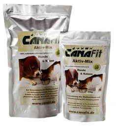Hanf Hunde und Katzenahrung mit Cannabinoiden CBD drin. Da werden die Menschen Eifersüchtig!