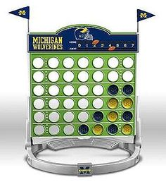 U of M Connect 4