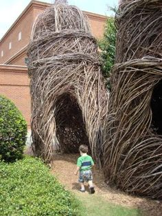 Deep Fried Kudzu: Montgomery Twig Houses