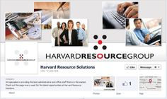 Harvard Resource Solutions just launched a new Facebook page targeting job candidates and clients with modern graphics. Be sure to check it out!
