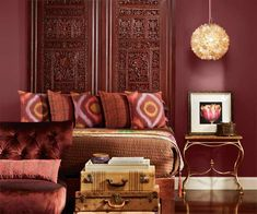 Pantone color for 2015, Marsala #marsala #pantone 2015 #inspirations #trends #homedecor | @covercouch
