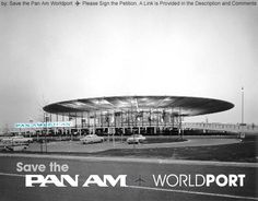 Please Help Save the Pan Am Worldport/Delta Terminal 3 at JFK Airport - Sadly, greed conquered historical significance