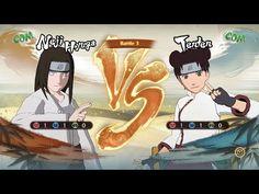 Naruto Shippuden: Ultimate Ninja Storm 4, Neji Hyuga VS Tenten! - YouTube