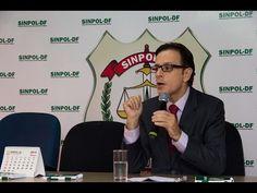 Em palestra, Balestreri defende reforma na Segurança Pública | Sinpol – DF
