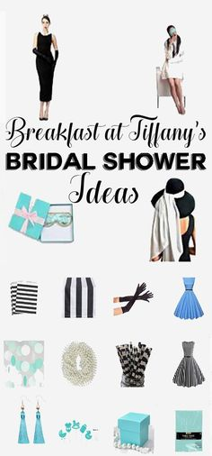 Breakfast at Tiffany's party ideas are perfect for a DIY bridal shower or birthday party. Get decoration ideas and Breakfast at Tiffanys decor, Brunch Party Decorations, Brunch Decor, Wedding Shower Decorations, Bridal Shower Favors, Bridal Showers, Brunch Ideas, Wedding Favors, Brunch Recipes, Party Favors