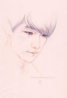 EXO Baekhyun Fanart