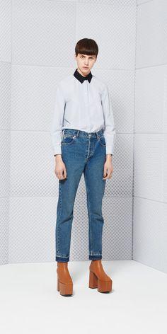 0f486bda4ef Balenciaga Pants for Women - Discover the latest collection at the official  Balenciaga online store.
