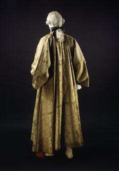 Quelle lacma banyan als hausmantel frankreich ca 1760 for Englische mode boden