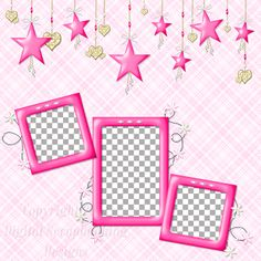 """Layout QP 4B-1 CAFS…..Quick Page, Digital Scrapbooking, Catch A Falling Star Collection, 12"""" x 12"""", 300 dpi, PNG File Format"""