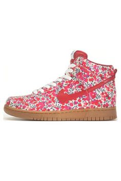 Liberty print high tops Nike WANT!!!!