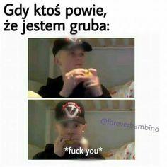 #Polish #Mem  Translate :  When someone says I'm fat