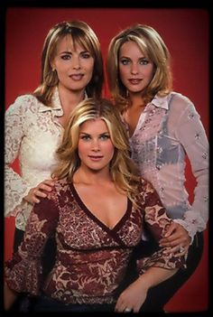 Days of Our Lives Kate, Nicole and Sami