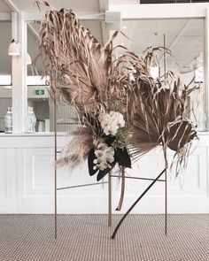 2018 Wedding Flower Trends - Hampton Event Hire Blog | Floral Design by The Make Haus