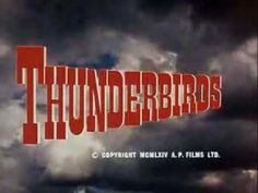 Thunderbirds: 1960s TV series intro - 5-4-3-2-1 countdown and theme music