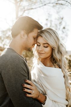Impressive Wedding Photography Secrets And Ideas. Fabulous Wedding Photography Secrets And Ideas. Country Engagement Pictures, Outdoor Engagement Photos, Engagement Photo Outfits, Fall Engagement Shoots, Engagement Couple, Wedding Engagement, Engagement Shots, Camo Wedding, Winter Engagement