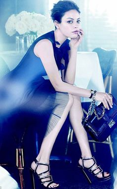 Mila-The new face of Dior. Yes Please.