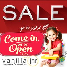 Up To 70% off in both VanillaJunior 01992 578592 @ 67 HIGH STREET EPPING CM16 4BA & Look Who's Walking 0208 508 7472 @166A HIGH ROAD LOUGHTON IG10 1DN #vanillajunior #LOUGHTON #EPPING #vanilla_junior #lookwhoswalking