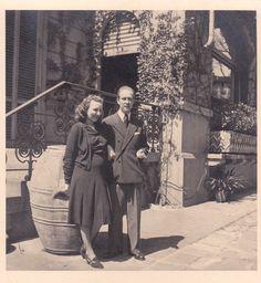 Franco Antonicelli con Renata Germana