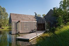 Refuge House by Wim Goes Architectuur