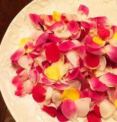 Romantic Reds & Pinks