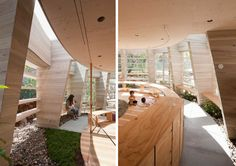 Peanuts by Uid Architects | Yellowtrace