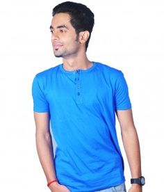 Krook Men's Casual Henley T shirt - Hot Shopping Offers & Deals