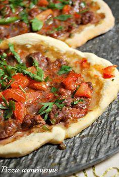 Pizza arménienne