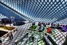 Seattle Central Library – Seattle (WA), USA