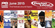 Festivals in June around Dayton