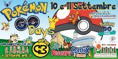 Pokémon GO Tour in Abruzzo il 10 e 11 settembre a Pescara