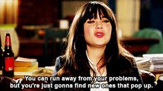 24 Reasons Jess and Schmidt From 'New Girl' Can Replace Your Life Coach (not that I've ever had or will have one. These are just really funny quotes from New Girl.)