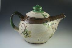 salt blossom teapot