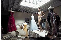 Lavazza ad- Annie Leibovitz
