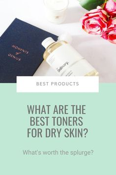 I've said it before and I'll say it again: toners are a nice-to-have, not must-have. But if you have dry skin, chances are it may appreciate an extra dose of moisture. If that's the case, adding a toner to your skincare routine may make sense. But, you don't need to spend a fortune on them. Here are my four fave toners for dry skin that don't break the bank... #skintoner #bestproducts #dryskin Acne Makeup, Drugstore Makeup, Skincare Dupes, Skincare Routine, Glycolic Acid Toner, The Ordinary Glycolic Acid, Best Toner, Cosrx, Anti Aging Treatments