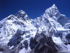It would be cool to hike up the base of Mt Everest on a clear day...no intentions of climbing as I enjoy living