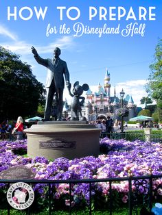 How to Prepare for the Disneyland Half Marathon by The Brave Little Cheesehead at bravelittlecheesehead.com