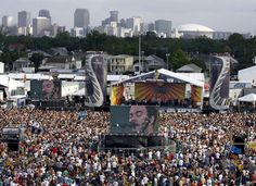 65. Go to Jazz Fest in New Orleans, LA