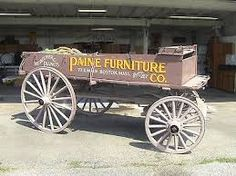 Farm wagon - Cerca con Google Old West Town, Horse Drawn Wagon, Wooden Wagon, Old Wagons, West Art, Landscape Wallpaper, Coaches, Cowboys, Woodworking Projects