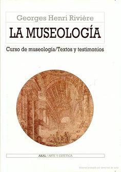 La museología - George Henri Rivière - Google Libros
