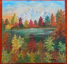 Birthdays, Mountains, Nature, Travel, Painting, Art, Anniversaries, Art Background, Naturaleza
