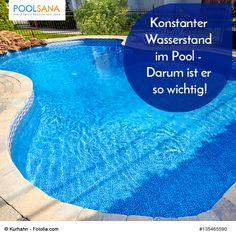 Konstanter Wasserstand Im Pool   Darum Ist Er So Wichtig