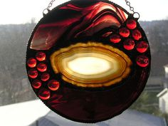 Stained Glass Geode/Agate